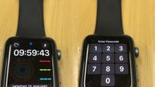 {Achados e Perdidos} - Apple Watch