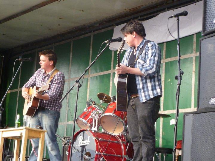 Joe & Dave Dunwell