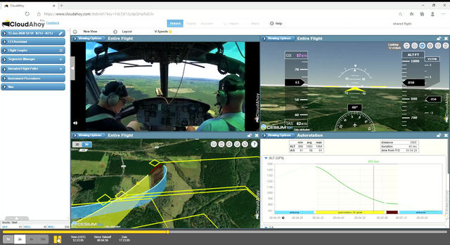 Aviation Health and Usage Monitoring Systems (HUMS)
