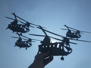 CH46 Formation