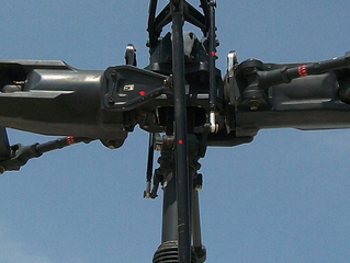 UH-1 Main Rotor System Question
