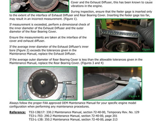 Rear Bearing Cover Inspection
