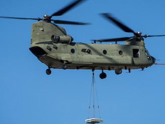 Boeing to test CH-47 Chinook with two 7,500shp engines