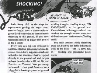 Ground Rod Hook-Up Safe or Shocking
