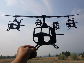UH1 Formation 2