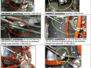 Correct VS Incorrect Installations