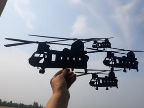 CH47 Formation