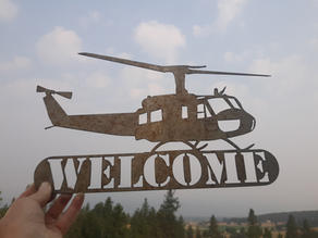 UH-1 Welcome