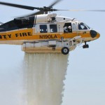 Sikorsky Proposes Fire Fighting Mission pack for Blackhawks