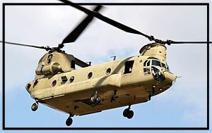 What might a 23-year-old military helicopter cost you?