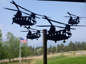CH- 46 Formation