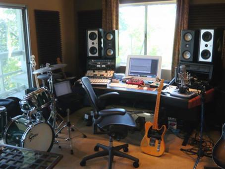 Le home studio - première partie