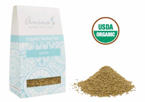 Amina's Organic Aniseed Tea
