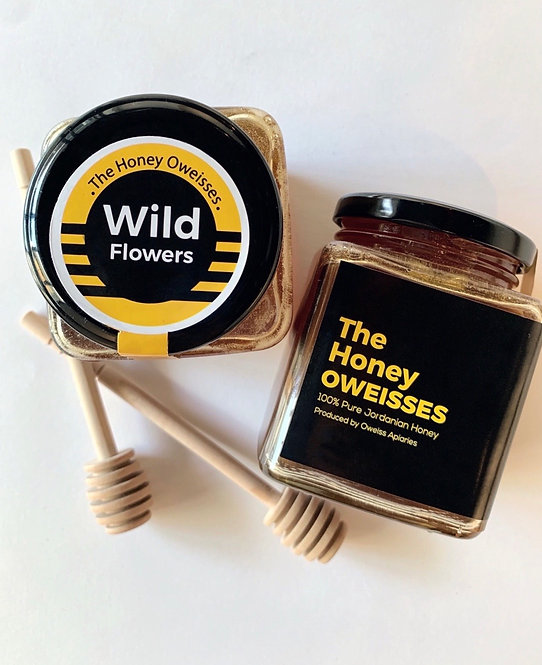 The Honey Oweisses Wild Flower Honey
