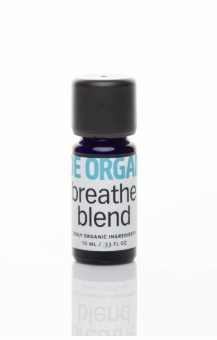 Zoe Organics Breathe Blend