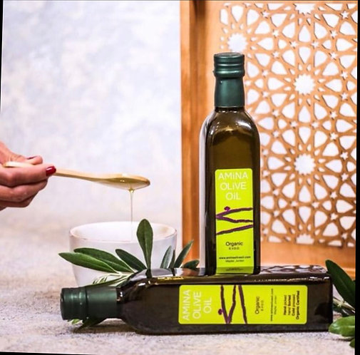 Amina's Extra Virgin Olive Oil