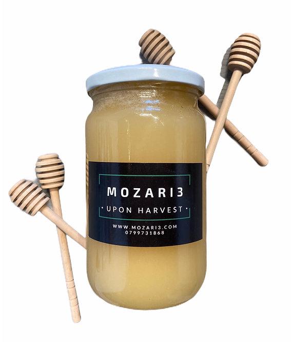 Mozari3 Crystalized Raw Honey