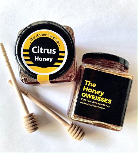 The Honey Oweisses Citrus Honey