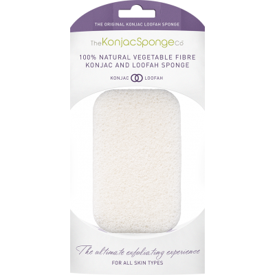 Konjac & Loofah Mix Body Sponge