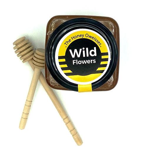 The Honey Oweisses Wild Flower Honey 500g