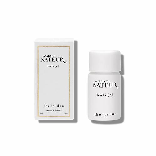 Travel Size Agent Nateur holi ( c ) The C Duo Calcium & Vitamin C
