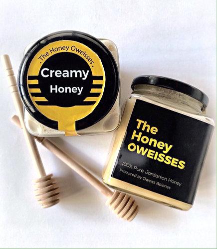 The Honey Oweisses Creamy Honey