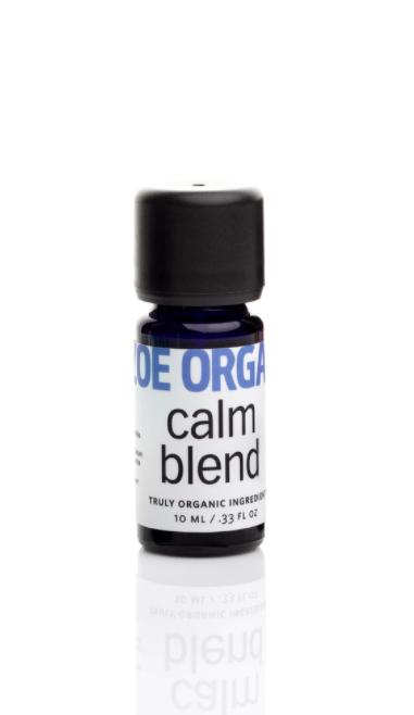 Zoe Organics Calm Blend