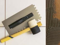 Tile trowel Tile DIY Project