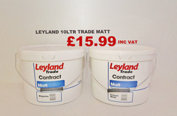 Leyland Trade Contract Matt 10 LTR