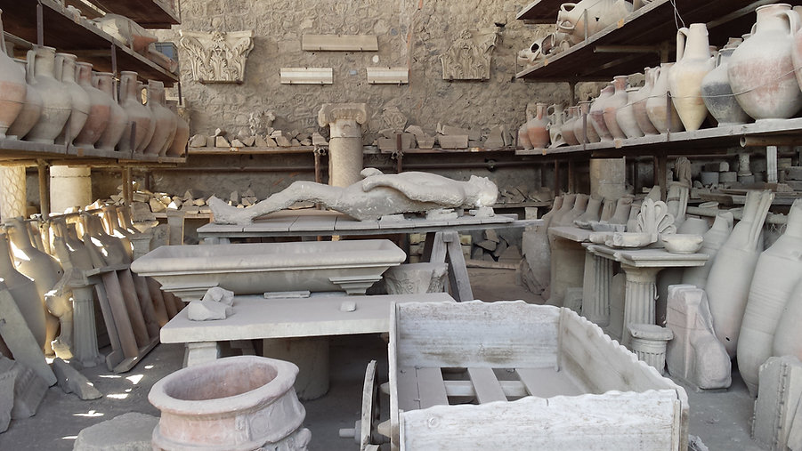 Vesuvio plaster cast.jpg