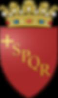 Emblem of Rome Stemma di Roma