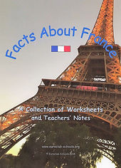 Facts About France Booklet