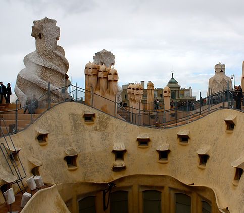casa Mila Roof structure.jpg