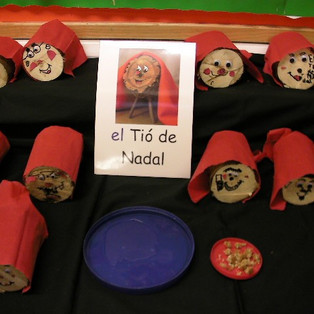 Tio de Nadal by Manor Park Primary School, Isle of Man, United Kingdom