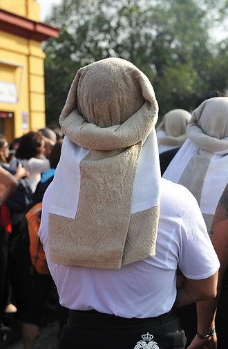 Procession of Holy Week (Semana Santa) i