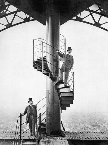 Original staircase Eiffel Tower.jpg