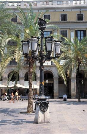 Gaudi Lampost.jpg
