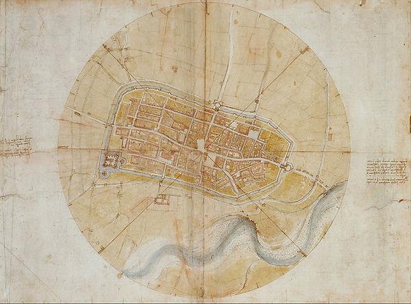 1280px-Leonardo_da_Vinci_-_Plan_of_Imola
