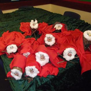 Tio de Nadal by Velmead Junior School, Fleet, UK