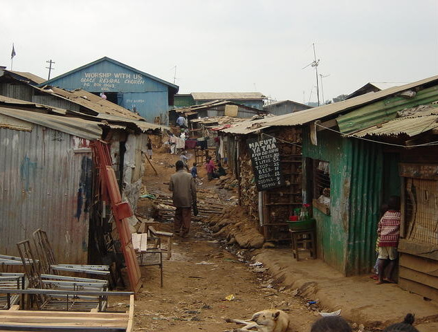 Church in Kibera