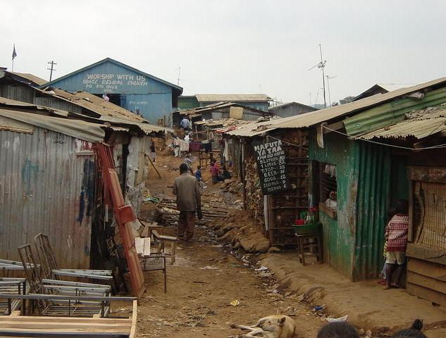 Church in Kibera