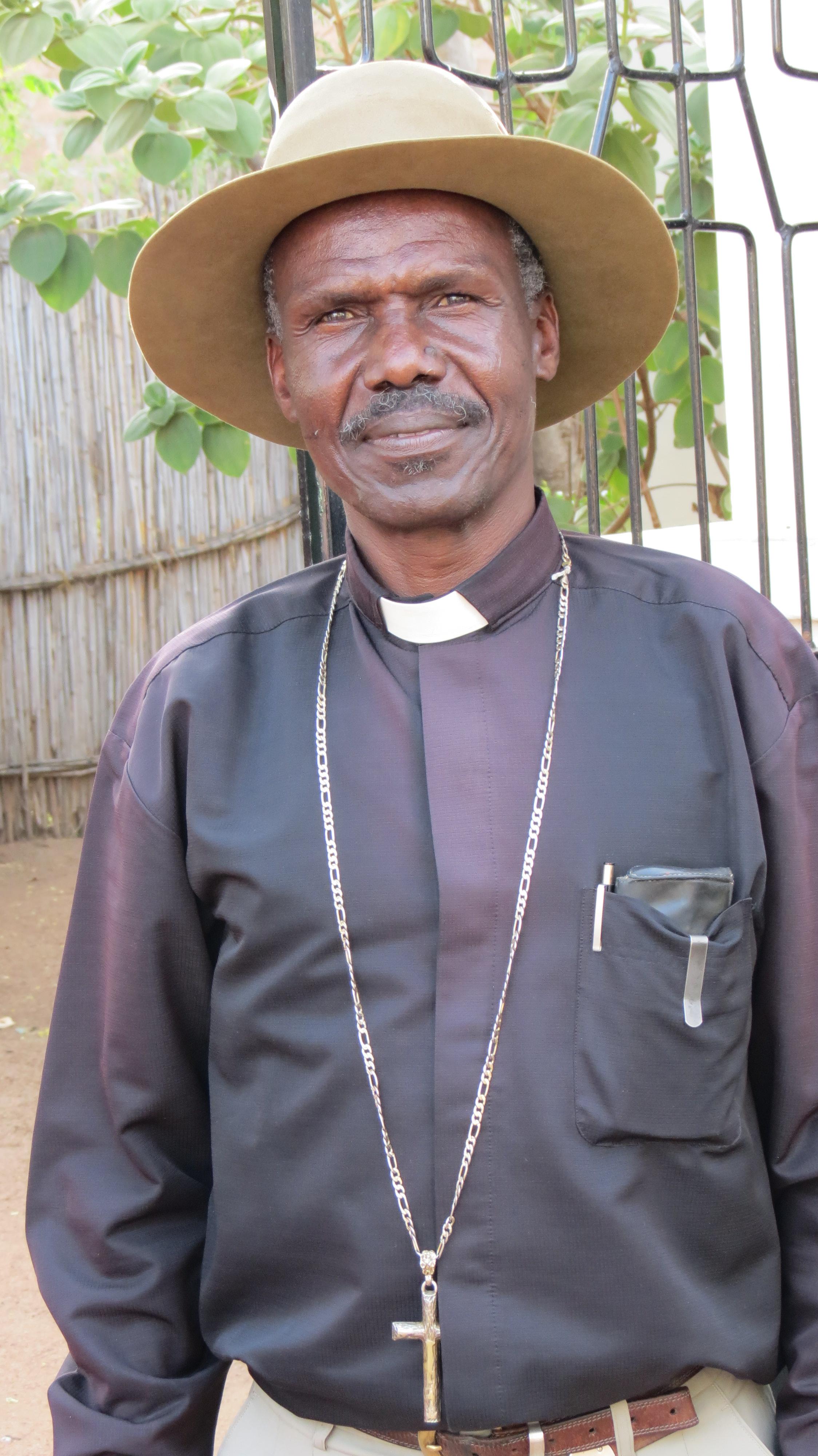 Bishop Clemence Ottieno
