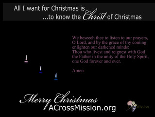 The Love of Advent 3