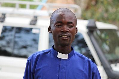 Pastor Fred in Kowak