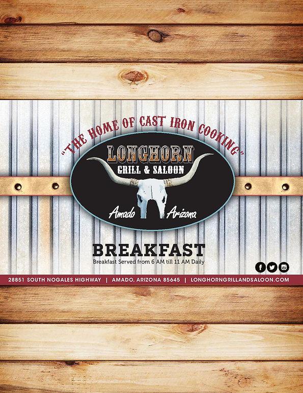 Longhorn Grill - Breakfast 15975 c23402