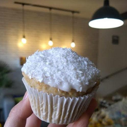 Muffin de Coco Low Carb