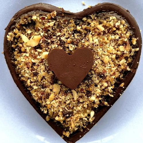 Coração de Chocolate ZERO