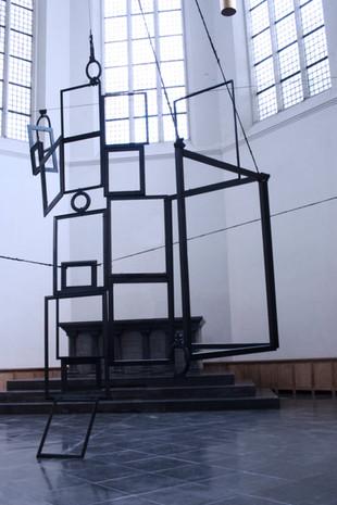 23, Installation View, De Kerk, Museum Arnhem, 2019