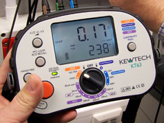 Proffesional Electrician Test Equipment