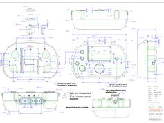 2D CAD Samples
